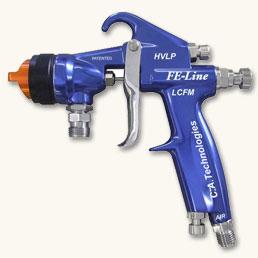 CP-FE-LINE LCFM Low CFM Pressure Gun