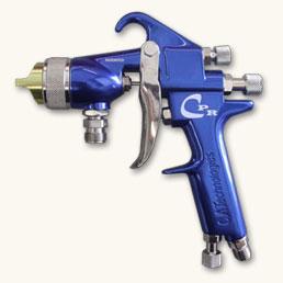 CPR Compliant Pressure Feed Spray Gun